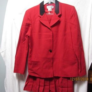 Alfred Dunner size 12 skirt suit